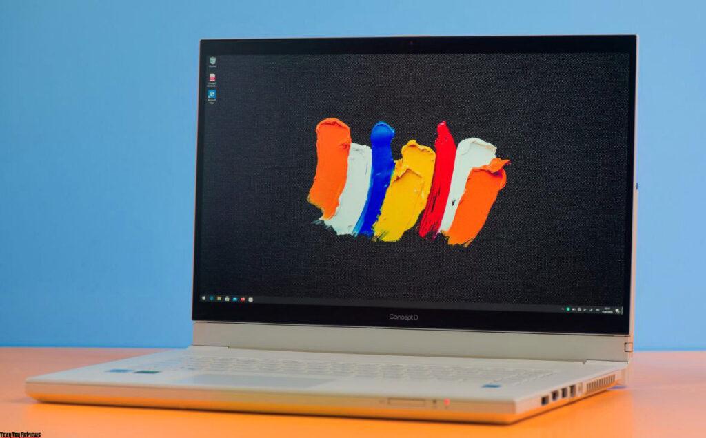 Acer ConceptD 7 Ezel Review: Best 2 in 1 Laptop