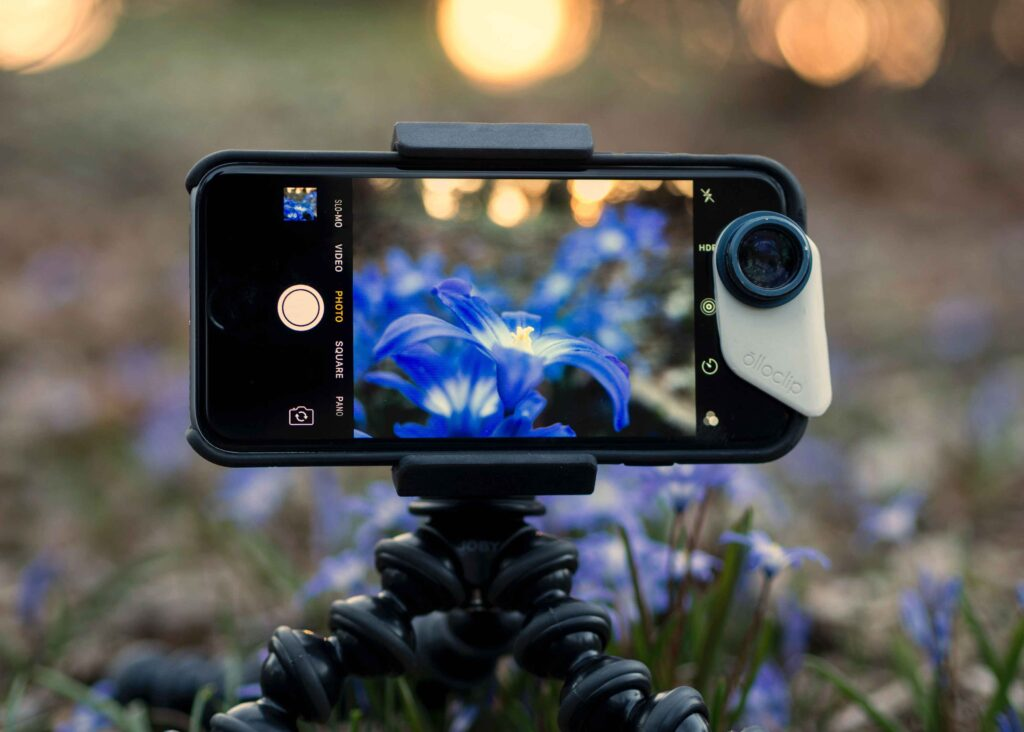 Apps and Accessories for Mobile Photography