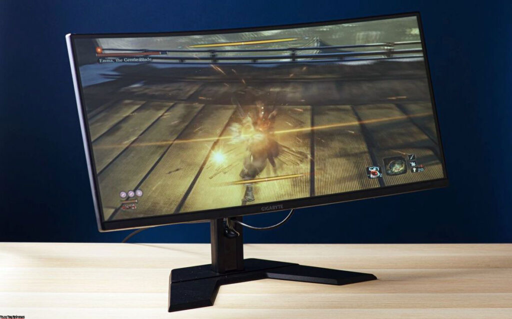 Gigabyte G34WQC Review: Best Curved Gaming Monitor