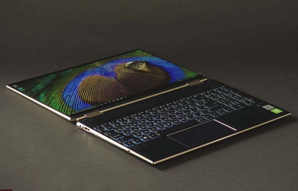 HP Spectre X360 convertible review