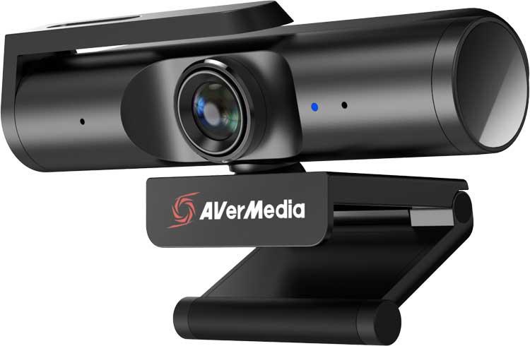 AVerMedia Live Streamer Cam PW513 4K Webcam