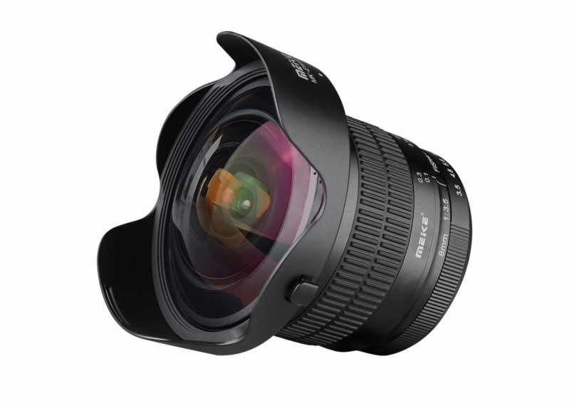 Meike 8mm f3.5 Fisheye Lens for Nikon Z