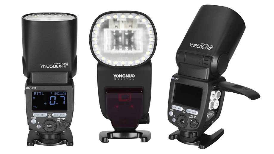 Yongnuo YN650EX-RF Camera Flash