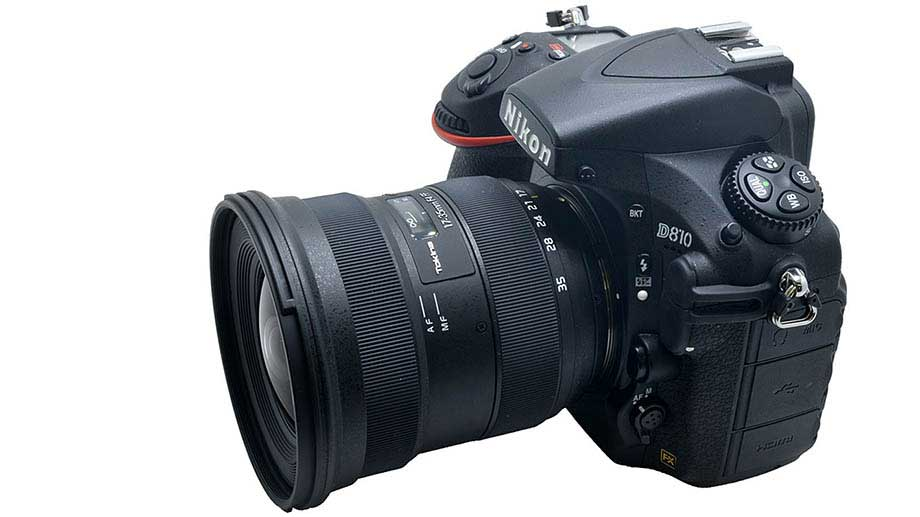 Tokina atx-i 17-35mm f/4 FF wide angle lens
