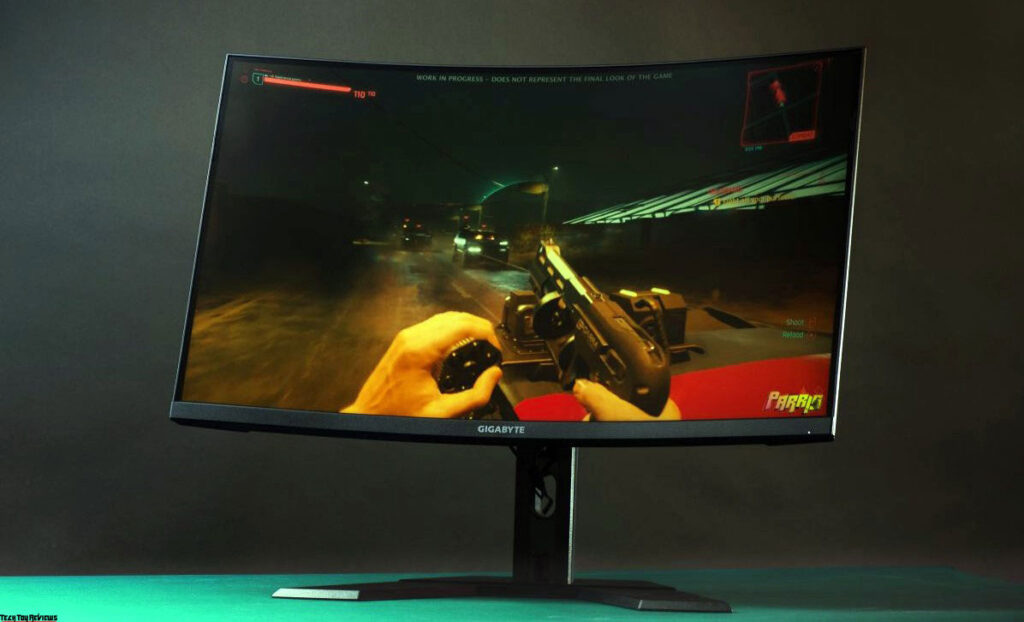 Gigabyte G32QC Review: Best Budget 1440P Monitor for Gaming