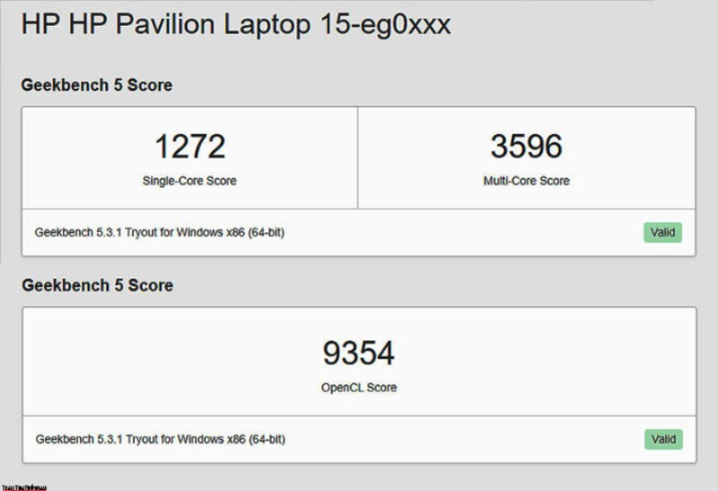 HP Pavilion 15 i5-1135G7 Review