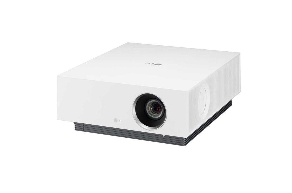 LG CineBeam HU810P 4K UHD Smart Dual Laser Projector