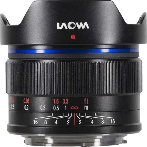 Venus Optics Laowa 10mm f/2 Zero-D for Mirco Four Thirds
