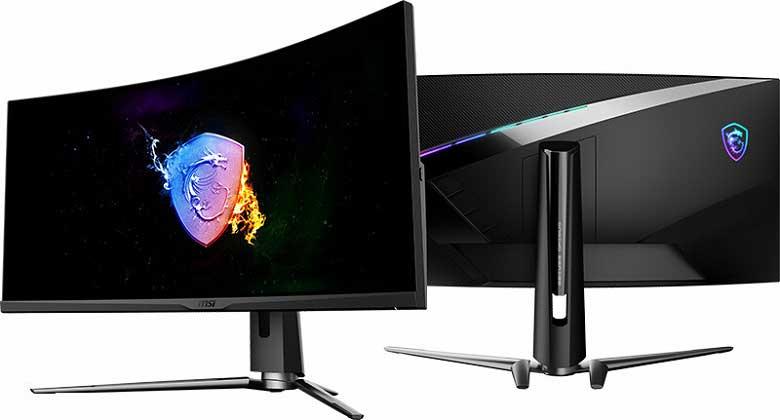 MSI MPG Artymis 343CQR 144hz 1440p monitor