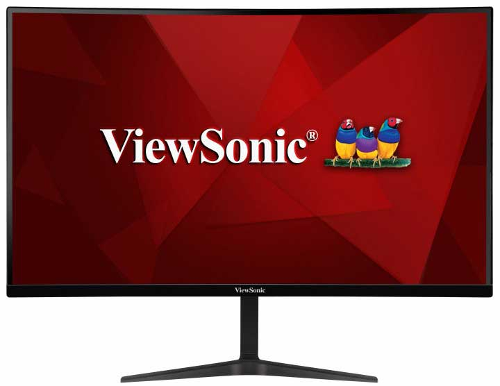 ViewSonic VX2718-PC-MHD Gaming Monitor Curved