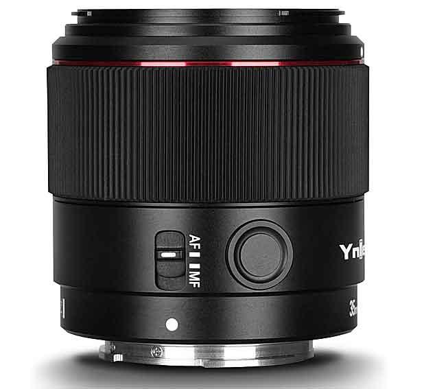Yongnuo YN35mm f2S DF DSM