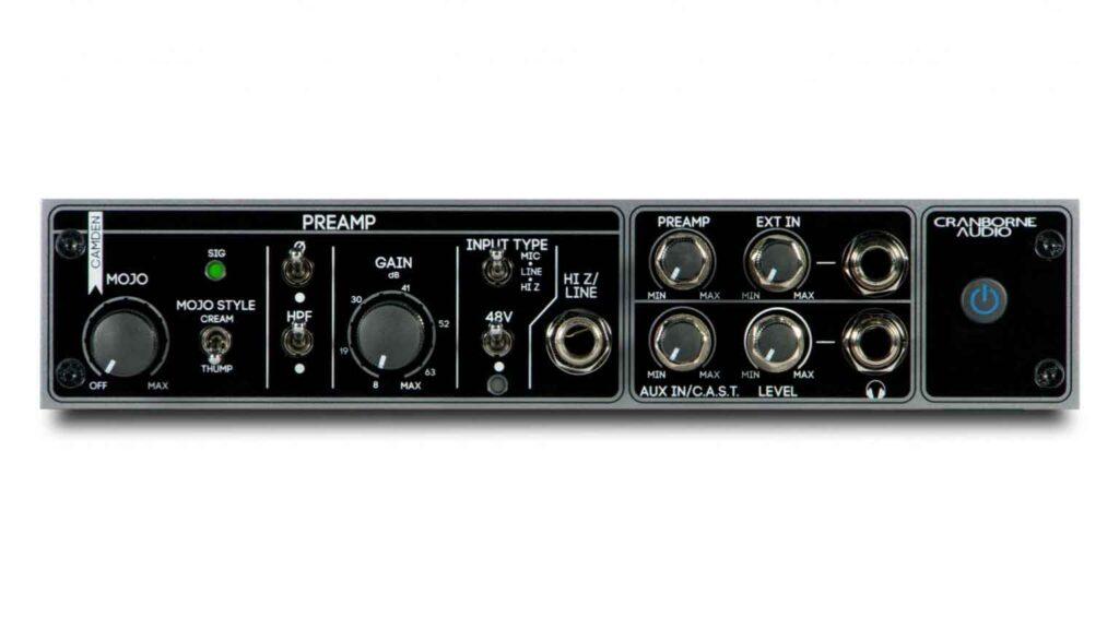 Cranborne Audio Camden EC1 mic booster