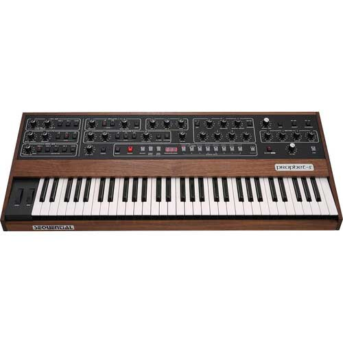 Sequential Prophet-5 and Prophet-10 Voice Synthesizer