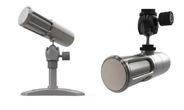 Earthworks Icon USB XLR micrphone