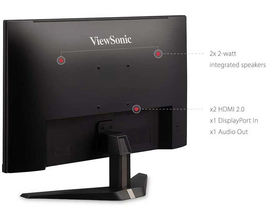 ViewSonic VX2768-2KP-MHD 1440p monitor 144hz