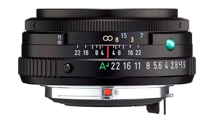 HD PENTAX-FA 43mm F1.9 Limited