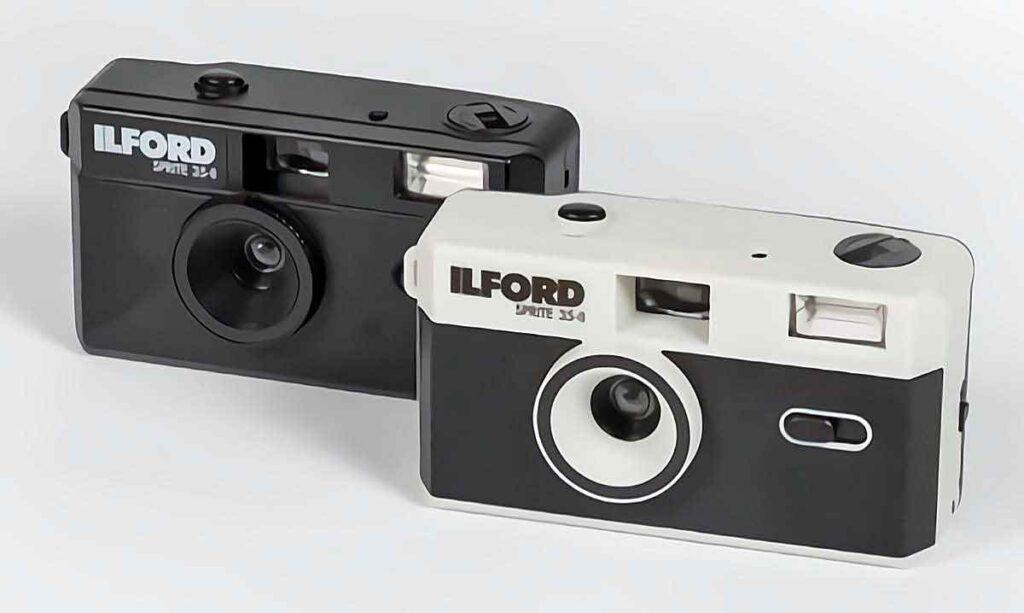 Ilford Sprite 35-II film cameras