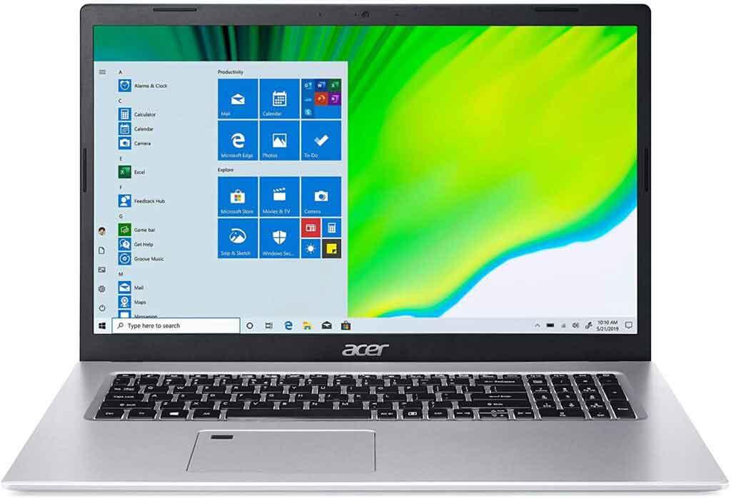 Acer Aspire 5 laptop Intel Xe Graphics