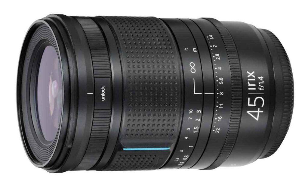 IRIX 45mm f1.4 Dragonfly Wide Angle Lens for Fujifilm GFX