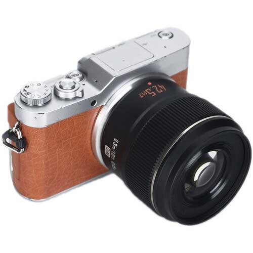 Yongnuo YN42.5mm F1.7M II for Micro Four Thirds