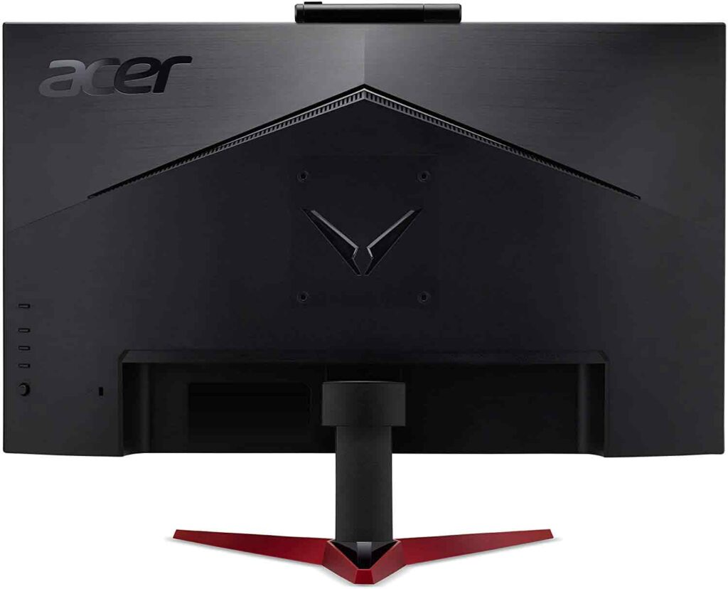 Acer Nitro VG240Y Computer Monitor with Webcam and Microphone