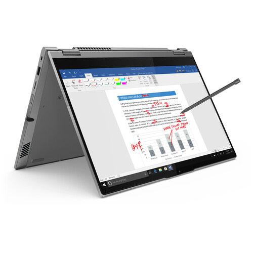 Lenovo ThinkBook 14s Yoga convertible laptop tablet
