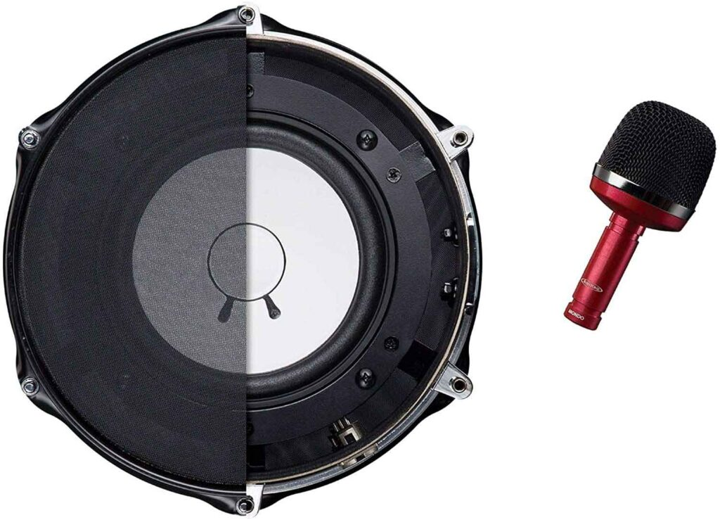 Avantone Pro Bonzo Bundle kick drum microphone and Mondo