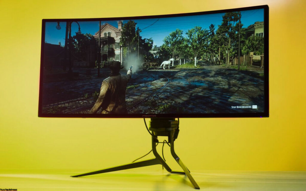 Acer Predator X34 GS review