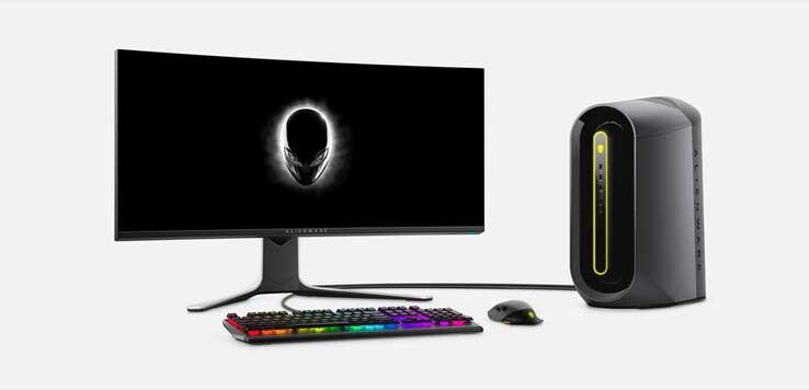 Dell Alienware Aurora ryzen edition