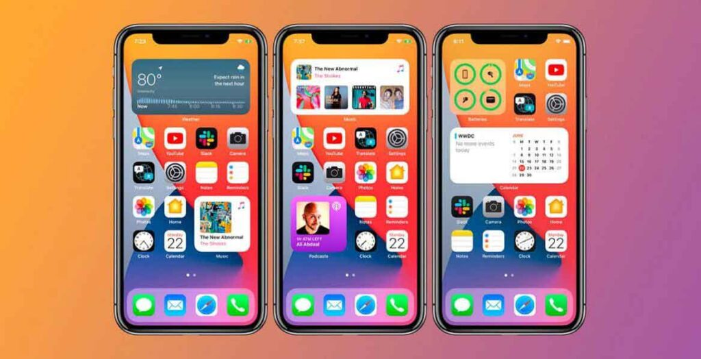 transfer from android to iphone
