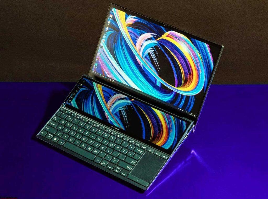ASUS ZenBook Duo UX482 Review