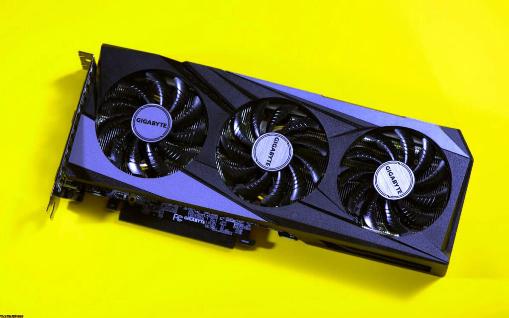 GIGABYTE GeForce RTX 3060 Review