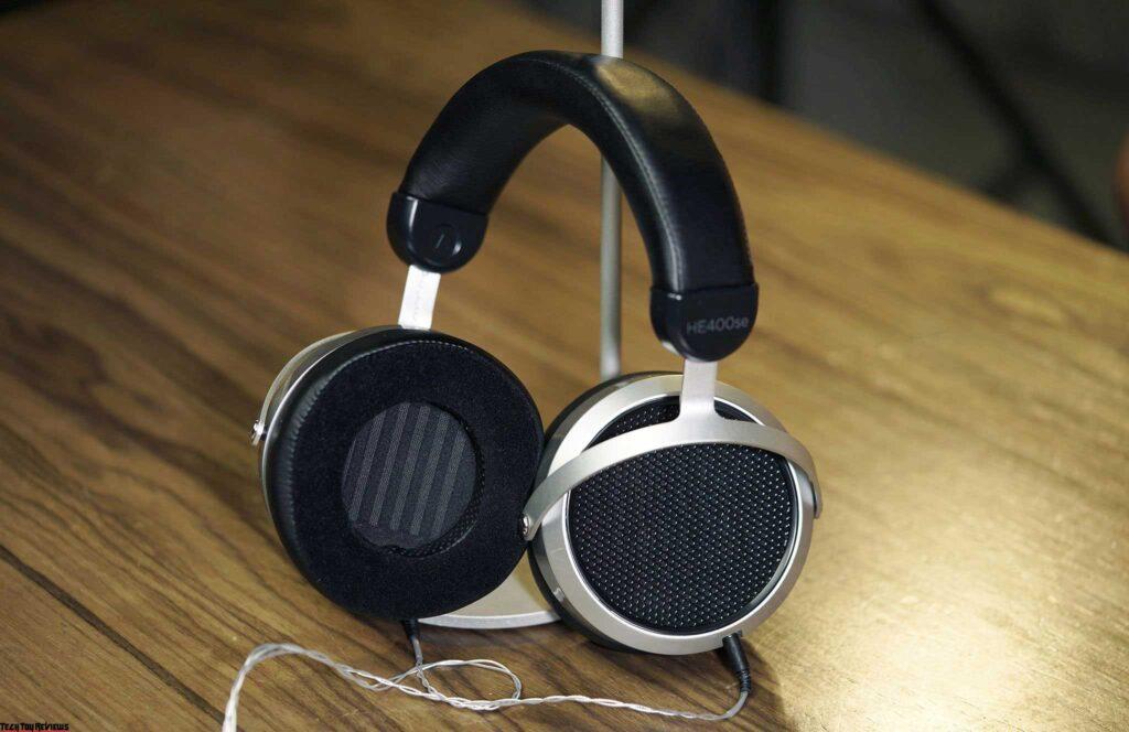 HIFIMAN HE400se Over Ear headphones wired