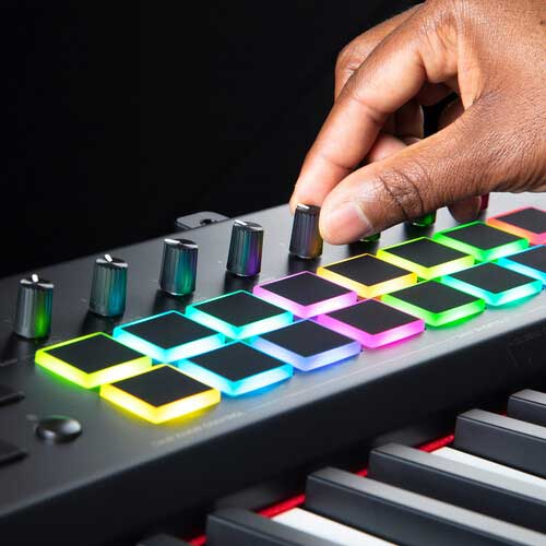 M-Audio Hammer 88 Pro Keyboard MIDI Controller