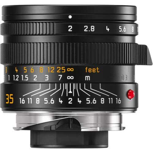Leica APO-Summicron-M 35mm F2 ASPH. Lens