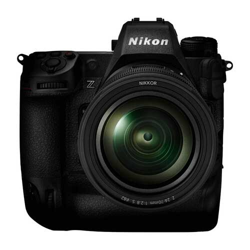 nikon z 9 full frame mirrorless camera