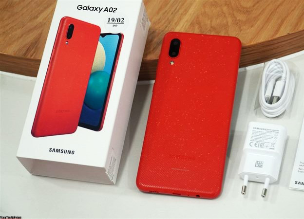 Samsung Galaxy A02 Hands-On