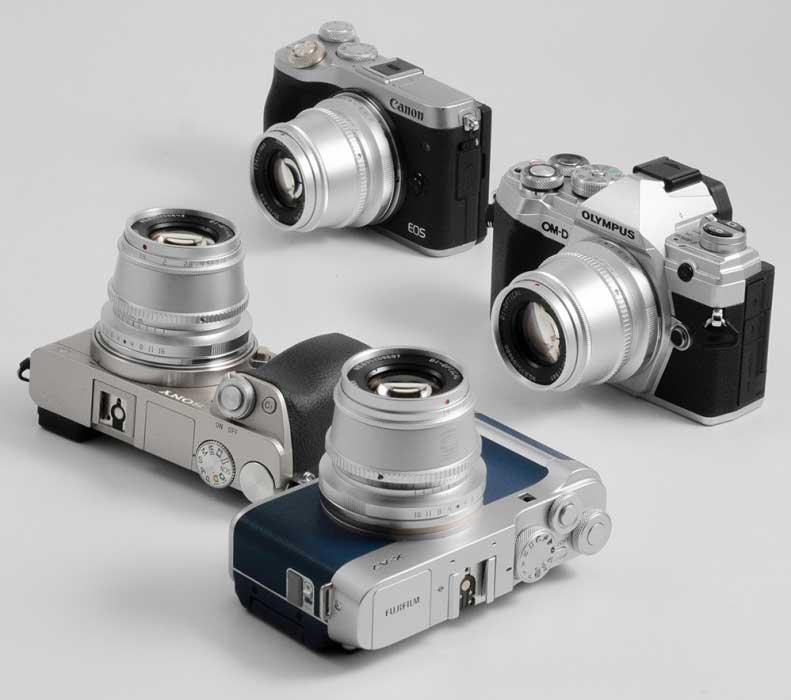 TTArtisan 35mm F1.4 lens