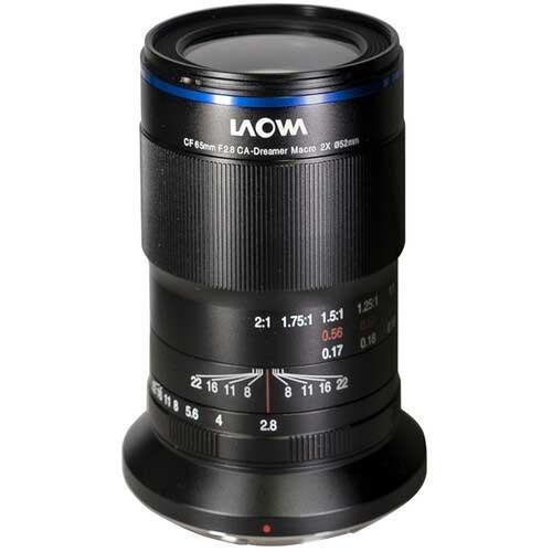 Venus Optics Laowa 65mm F2.8 2x Ultra Macro APO Lens for Nikon Z