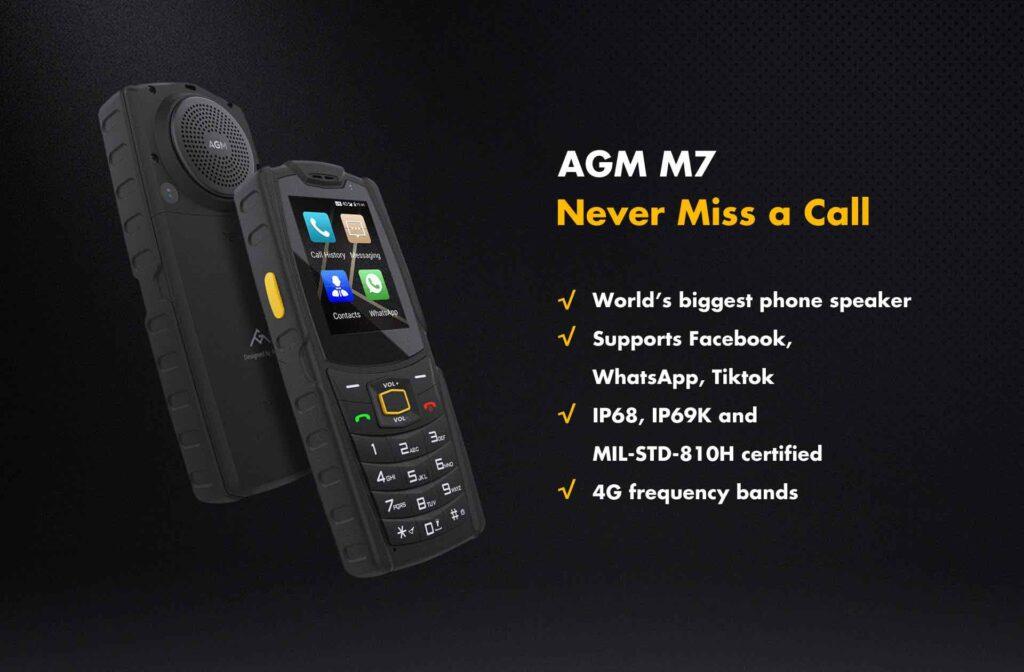 agm m7