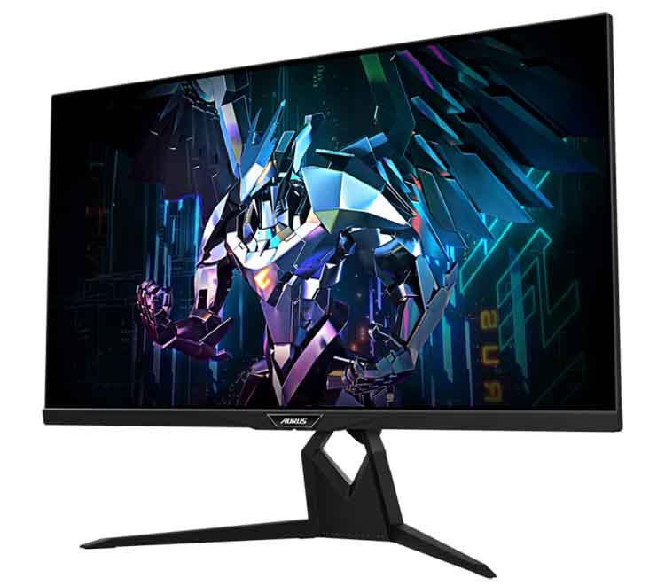 GIGABYTE Aorus FI32Q best 1440p gaming monitor