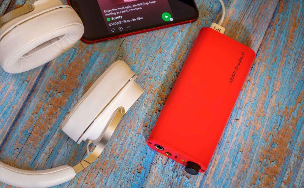 iFi Diablo DAC Headphone Amp