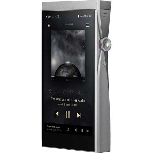 Astell & Kern A&futura SE180 HiFi portable Music Player