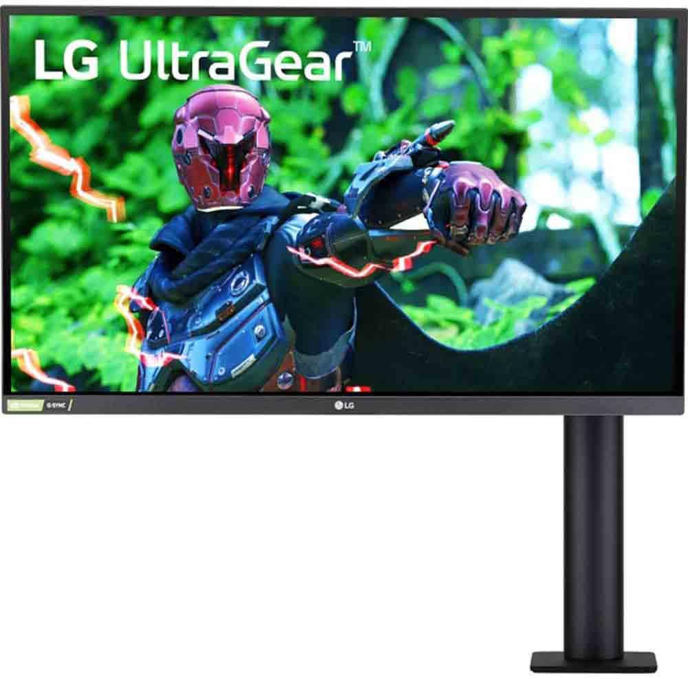 LG 27GN880-B Ergo Stand Monitor