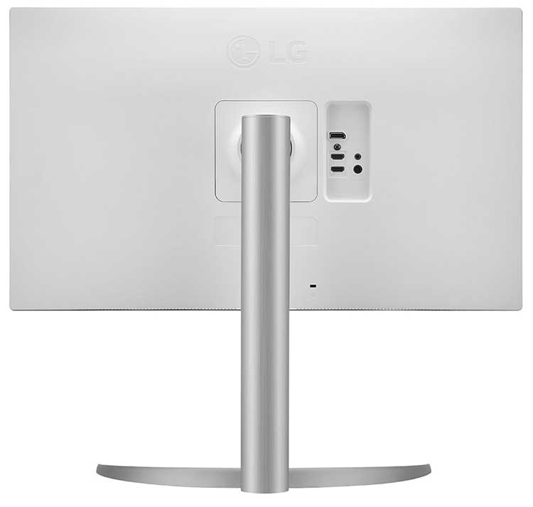 LG 27UP650-W 27 inch 4K Monitor
