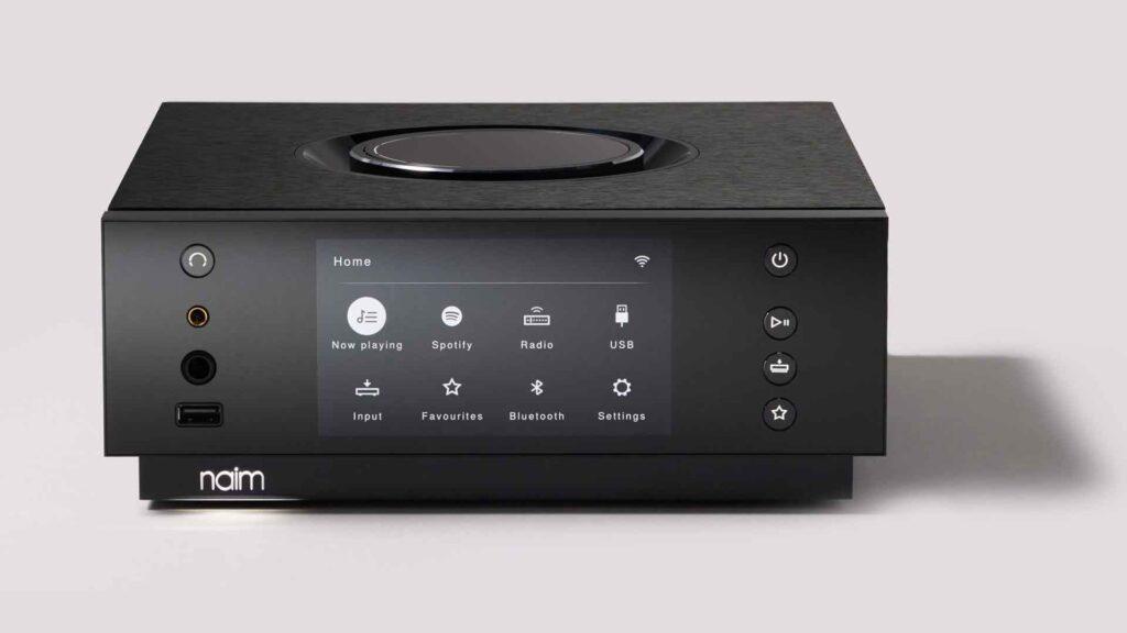 Naim Uniti Atom Headphone Edition Streaming Player with AirPlay 2 and Chromecast