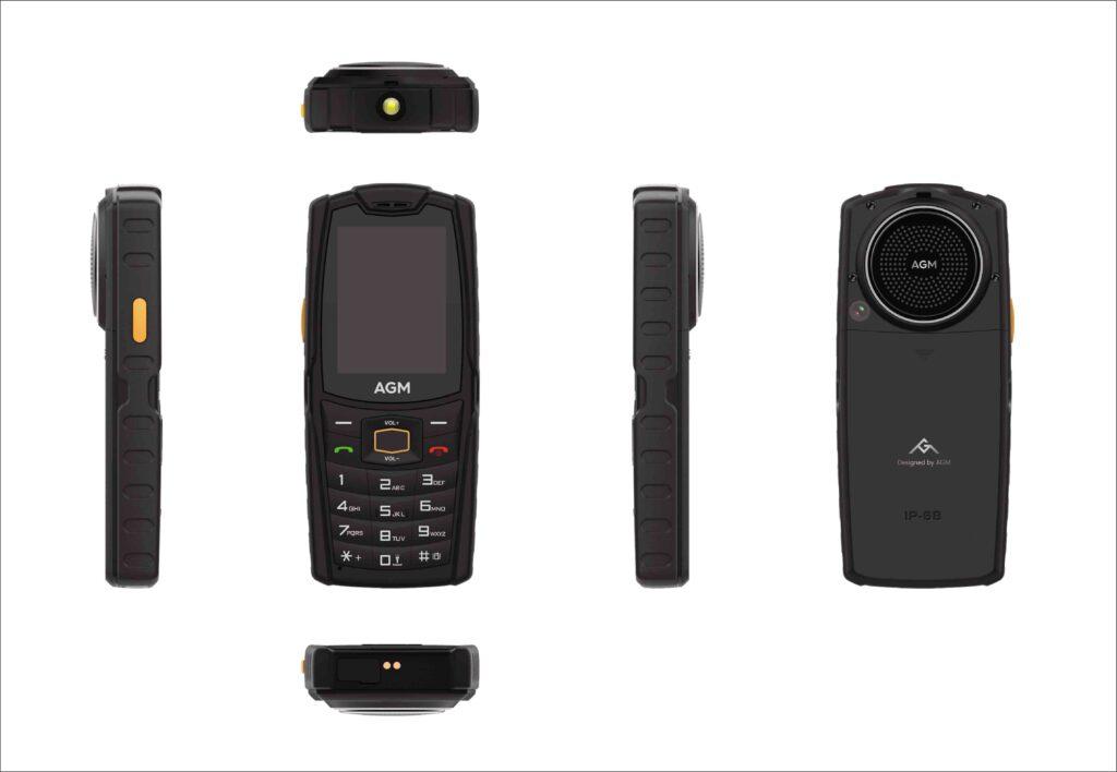 AGM M6 best rugged smartphone