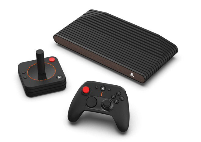 New Atari VCS Console game system