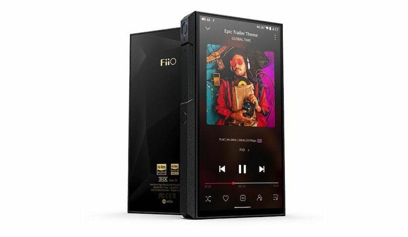 FiiO M11 Plus LTD Hi res audio wireless Bluetooth music player