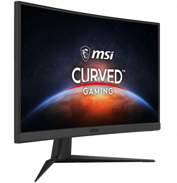 MSI Optix G24C6P 24 inch gaming monitor
